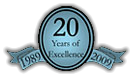 Twenty Years of Excellence 1989-2009